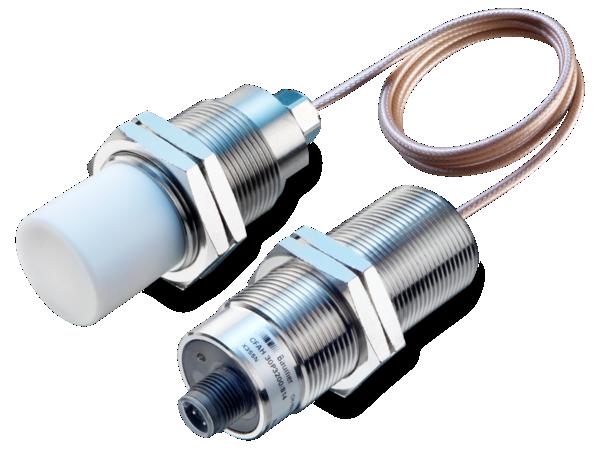 Sensores de presencia sensores capacitivos for Sensor de presencia
